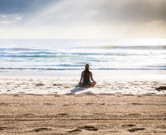 meditation mer
